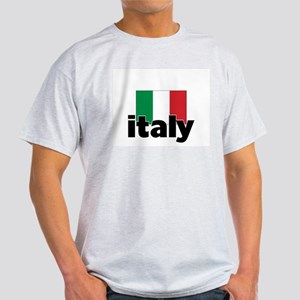 I HEART ITALY FLAG T-Shirt