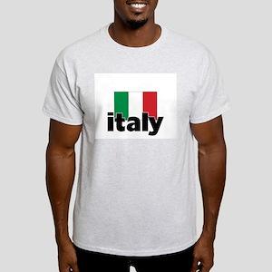 I HEART ITALY FLAG T-Shirt