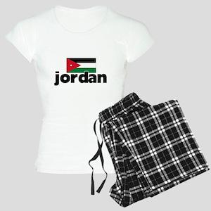 I HEART JORDAN FLAG Pajamas