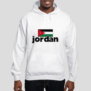 77cde57e4b0 Jordan Map Men's Hoodies - CafePress