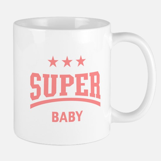 Super Baby (Pink) Mug