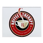 Koffee Therapy Photography Calendar