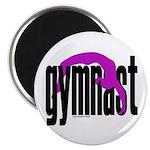Gymnastics Magnet - Gymnast