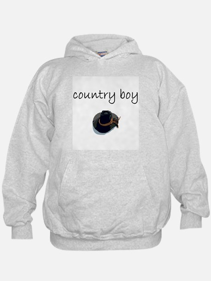 country boy.bmp Hoodie