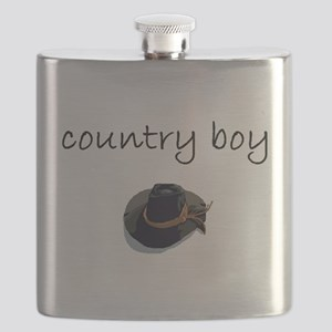 country boy Flask
