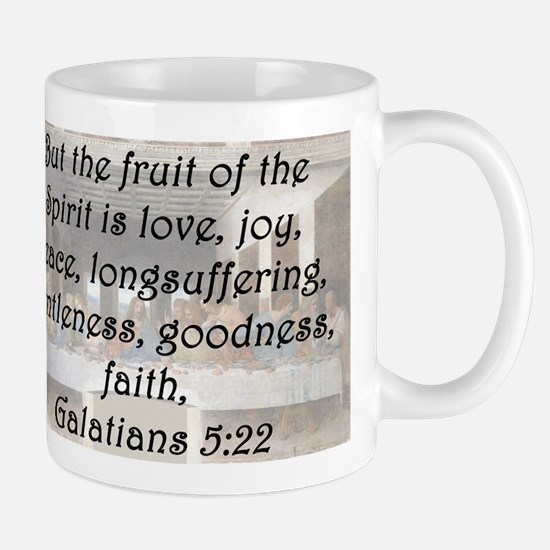 Galatians 5:22 Mug