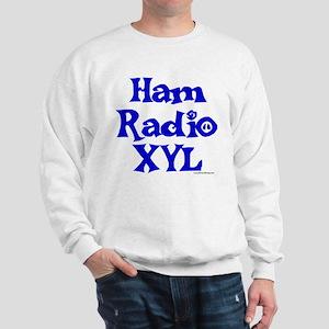 Ham Radio XYL Sweatshirt