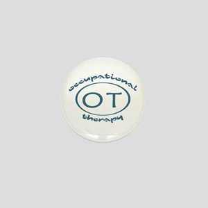 Occupational Therapy Mini Button