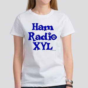 Ham Radio XYL Women's T-Shirt