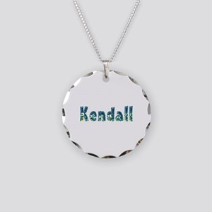 Kendall Under Sea Necklace Circle Charm