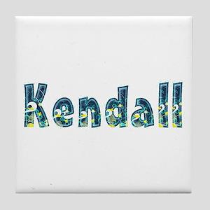 Kendall Under Sea Tile Coaster