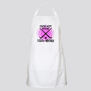 Chicks with Sticks - Field Hockey Apron