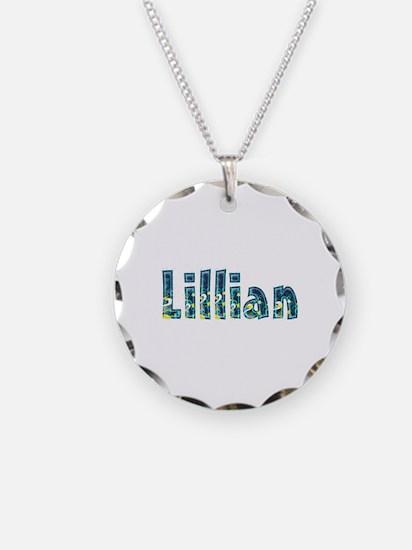 Lillian Under Sea Necklace