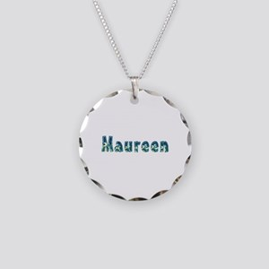 Maureen Under Sea Necklace Circle Charm