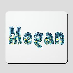 Megan Under Sea Mousepad