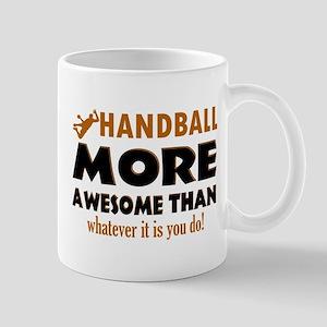 Awesome Handball designs Mug