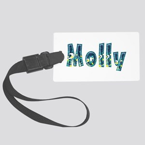 Molly Under Sea Large Luggage Tag