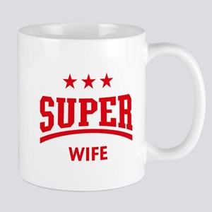 Super Wife (Red) Mug