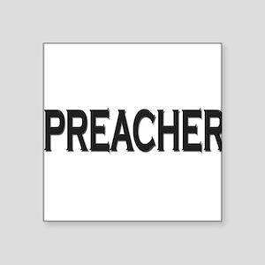 Preacher Sticker