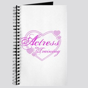 Actress-In-Training Design I Journal