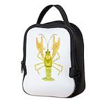 Ozark Spotted Crayfish Neoprene Lunch Bag