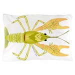 Ozark Spotted Crayfish Pillow Case