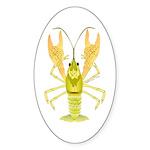 Ozark Spotted Crayfish Sticker