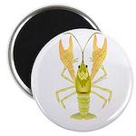 Ozark Spotted Crayfish Magnet