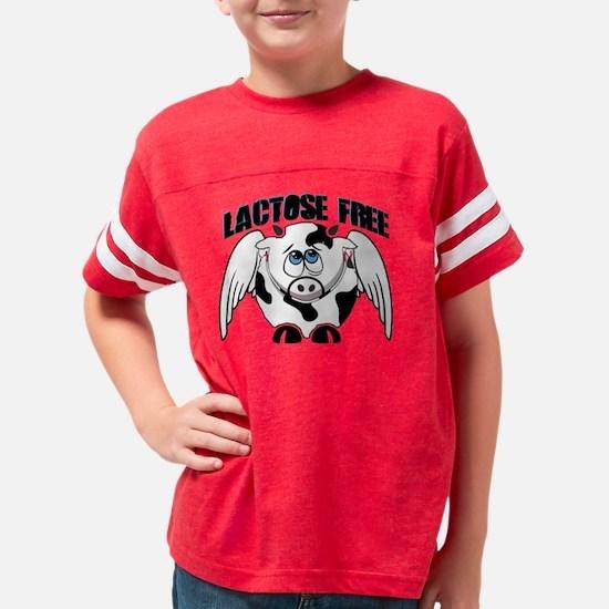 lactosefree Youth Football Shirt