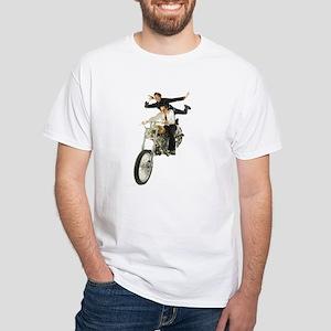 Motorbike Sparks T-Shirt