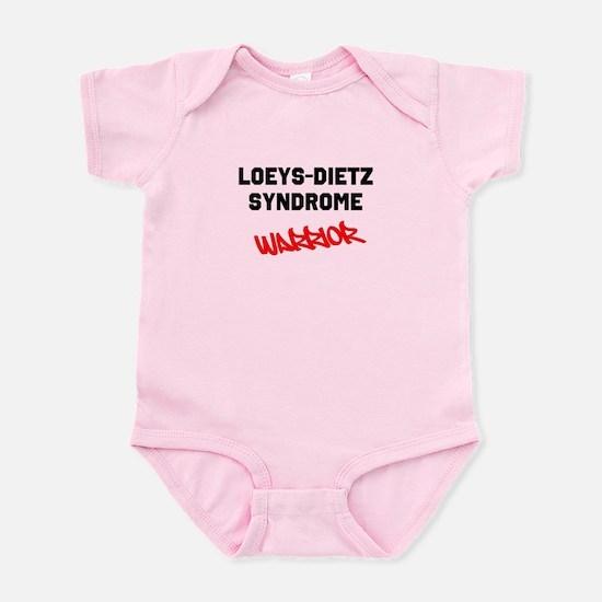 LDS Warrior Infant Bodysuit