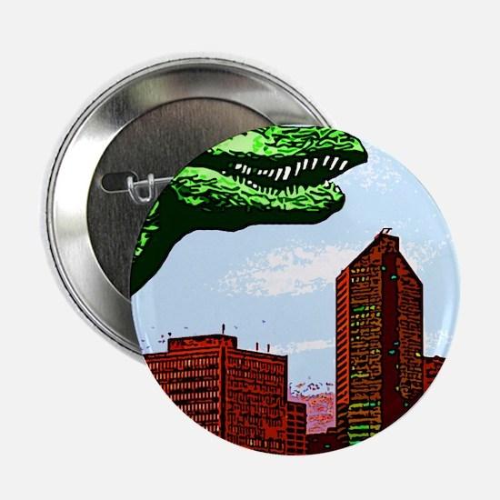 "Dinosaur town 2.25"" Button"