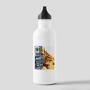Giant Robot Water Bottle