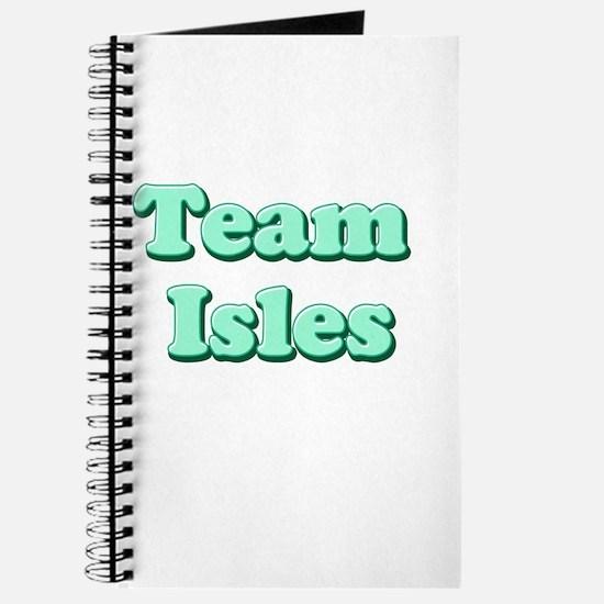 Team Isles Journal