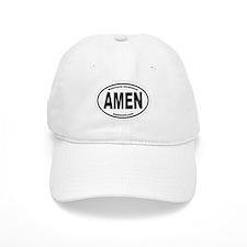 AmenOval Baseball Cap