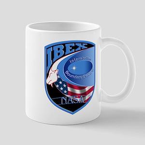 Interstellar Boundary Explorer 11 Oz Ceramic Mugs