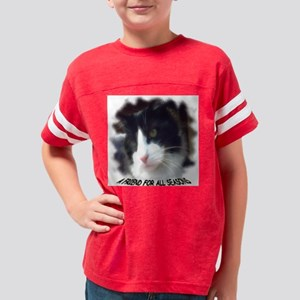 A FRIEND FOR ALL SEASONS Youth Football Shirt