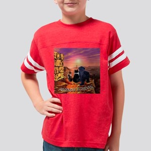 FRIENDS FOREVER Youth Football Shirt