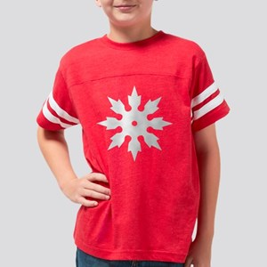 pure ninjaBW copy Youth Football Shirt
