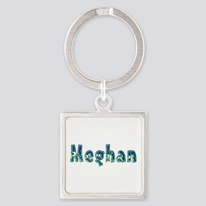 Meghan Under Sea Square Keychain