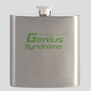 Genius Syndrome Flask