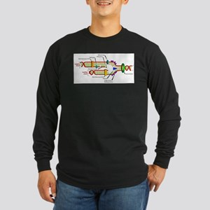 DNA Synthesis Long Sleeve T-Shirt