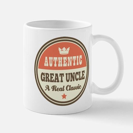 Classic Great Uncle Mug