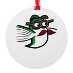 Tinas Disguise Ornament