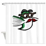 Tinas Disguise Shower Curtain