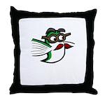 Tinas Disguise Throw Pillow