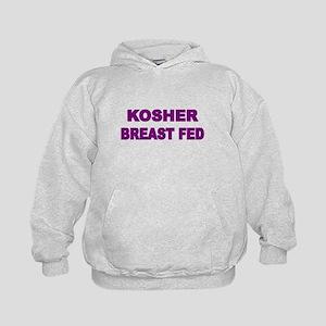 KOSHER BREAST FED 2 Hoodie