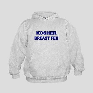 KOSHER BREAST FED Hoodie