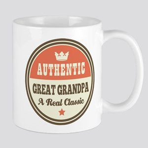 Classic Great Grandpa Mug
