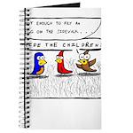 Hide the Children! Journal